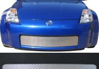 Nissan 350z Awesome 2003 2005 Nissan 350z Mesh Grill Kit