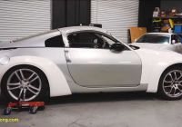 Nissan 350z Awesome Work Tesla Swapped Nissan 350z Project Back Track