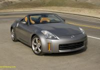 Nissan 350z Beautiful 2009 Nissan 350z Roadster Pricing Announced