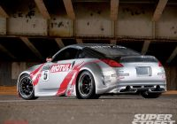 Nissan 350z Beautiful Chassis Nissan 350z Track Unitech Racing Built Tubular