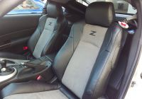 Nissan 350z Best Of 02 08 Nissan 350z Genuine Leather Seat Covers Custom orders