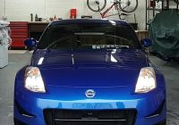 Nissan 350z Lovely Nissan 350z Z33 Nismo N2 Style Front Bumper with Canards