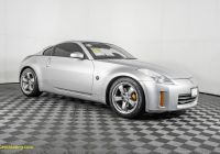 Nissan 350z Luxury Used 2006 Nissan 350z Rwd Coupe for Sale