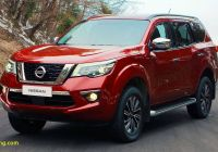 Nissan Car Price Lovely Nissan Terra is A 181hp Body Frame Suv that You Can T