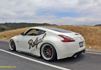Nissan Convertible Beautiful Ficial] 370z Wheel Fitment Guide Pics Specs Only Page
