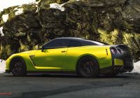 "Nissan Gtr for Sale Awesome Greg S Gorzilla"" R35 Nissan Gt R is Powered by A Full Ams"