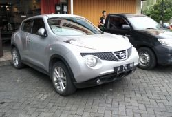 Lovely Nissan Juke 2013