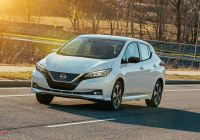 Nissan Leaf Customer Review Beautiful 2020 Nissan Leaf Starts at $31 600 and Has More Standard Kit