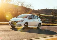 Nissan Leaf Customer Review Best Of 2020 Nissan Leaf Starts at $31 600 and Has More Standard Kit