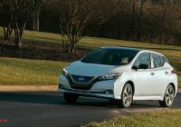 Nissan Leaf Customer Review Fresh 2020 Nissan Leaf Starts at $31 600 and Has More Standard Kit