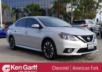Nissan Sentra for Sale Fresh Pre Owned 2019 Nissan Sentra Sr Fwd 4dr Car
