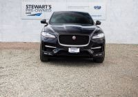 No Credit Check Used Cars for Sale Awesome 2017 Jaguar F Pace 2 0d Stewart S Automotive Group