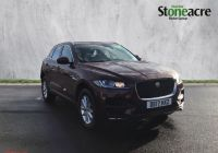 No Credit Check Used Cars for Sale Elegant Used Jaguar F Pace for Sale Stoneacre