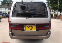 No Credit Used Cars for Sale Best Of toyota Hiace 3 0 Litre Used Cars for Sale