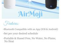Oil Change App Fresh the Airmoji is Revolutionary In It S Design S Time to