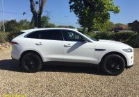 One Owner Used Cars New Used 2017 Jaguar F Pace 2 0d Portfolio 5dr Auto Awd for Sale