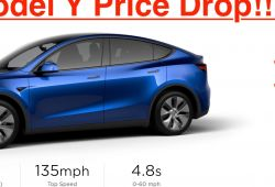Unique order Tesla Model Y