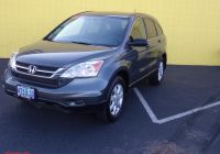 Oregon Honda Dealers Elegant 2011 Honda Cr V for Sale In Medford