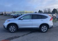 Oregon Honda Dealers Fresh Pre Owned 2013 Honda Cr V Ex Fwd Sport Utility