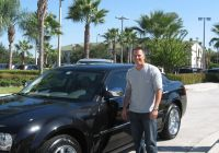 Orlando Car Dealerships Luxury Travis Drove Home Very Happy In His New Chrysler 300
