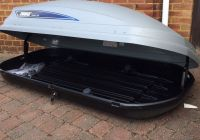 Pacific Auto Sales Beautiful Thule Pacific 200 Roof Box In Po6 solent for £150 00 for