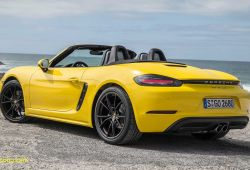 Fresh Porsche Boxster Price