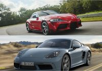 Porsche Cayman for Sale Lovely 2020 toyota Supra Vs 2019 Porsche 718 Cayman