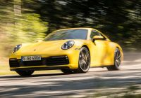 Porsche Cpo New Testing Porsche S New 911 In Germany