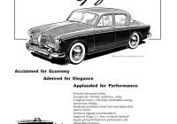 Price My Car New Singer Gazelle Motor Car Autocar Advert 1957