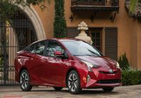 Prius Electric Best Of 2017 toyota Prius Four touring Features