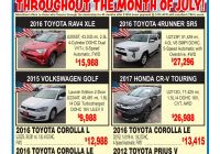 Prius Msrp Inspirational Tv Facts July 7 2019 Pages 1 44 Text Version