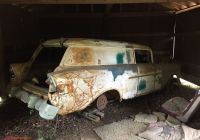 Project Cars for Sale Near Me Luxury 56 Chevy 2 Door Sedan Delivery Car Project Needs Rat Hot Rod
