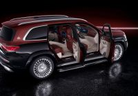 Quality Cars Beautiful What It S Like Inside Mercedes Maybach S New Ultra Luxury Suv