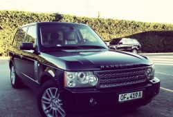 Luxury Range Rover 2011