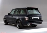 """Range Rover 2012 Lovely Overfinch Range Rover """"holland & Holland"""" L322 2009"""