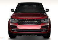 Range Rover 2015 Awesome Range Rover Svautobiography Dynamic 2017 3d Model Ad