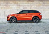 Range Rover 2017 Luxury Land Rover Range Rover Evoque 2 Door