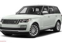 Range Rover for Sale Near Me Beautiful 2018 Land Rover Range Rover 5 0l V8 Supercharged 4dr 4×4 Pricing and Options