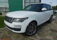Range Rover for Sale Near Me Beautiful Loaner 2020 Land Rover Range Rover P525 Hse with Navigation & 4wd