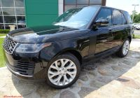 Range Rover for Sale Near Me Best Of Loaner 2020 Land Rover Range Rover P525 Hse with Navigation & 4wd