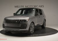 Range Rover for Sale Near Me Elegant Pre Owned 2018 Land Rover Range Rover Supercharged Lwb for