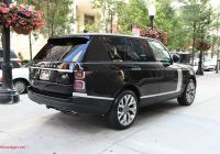 Range Rover for Sale Near Me Luxury 2018 Land Rover Range Rover Autobiography Stock B1063a for