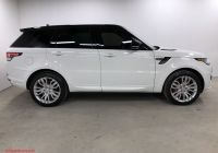 Range Rover Sport 2012 Awesome 2016 Land Rover Range Rover Sport Autobiography