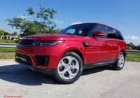 Range Rover Sport 2012 Fresh New 2020 Land Rover Range Rover Sport Se with Navigation & 4wd