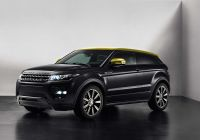 Range Rover Sport 2012 Luxury Land Rover Range Rover Evoque 2 Door