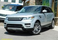 Range Rover Sport 2014 Lovely Pre Owned Land Rover Range Rover Sport Supercharged with Navigation & 4wd