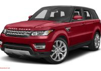 Range Rover Sport for Sale Awesome 2017 Land Rover Range Rover Sport 5 0l Supercharged Svr 4dr 4×4 Pricing and Options