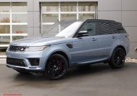 Range Rover Sport for Sale Best Of New Land Rover Range Rover Sport Hse Dynamic with Navigation & 4wd