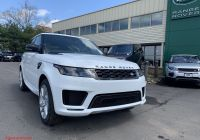 Range Rover Sport for Sale Fresh New 2019 Land Rover Range Rover Sport Dynamic with Navigation & 4wd