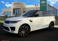 Range Rover Sport for Sale Inspirational New 2020 Land Rover Range Rover Sport Hse Dynamic with Navigation & 4wd